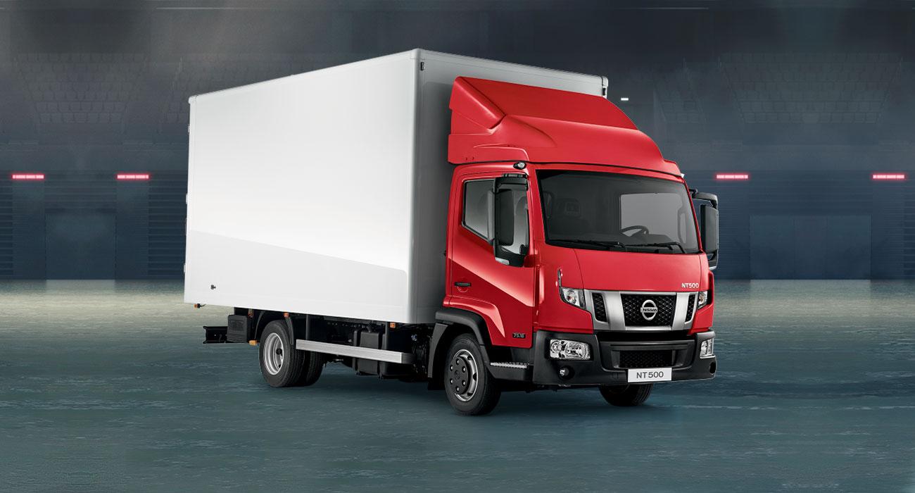 Votre Nissan NT500 disponible à partir de 309€ HT/mois