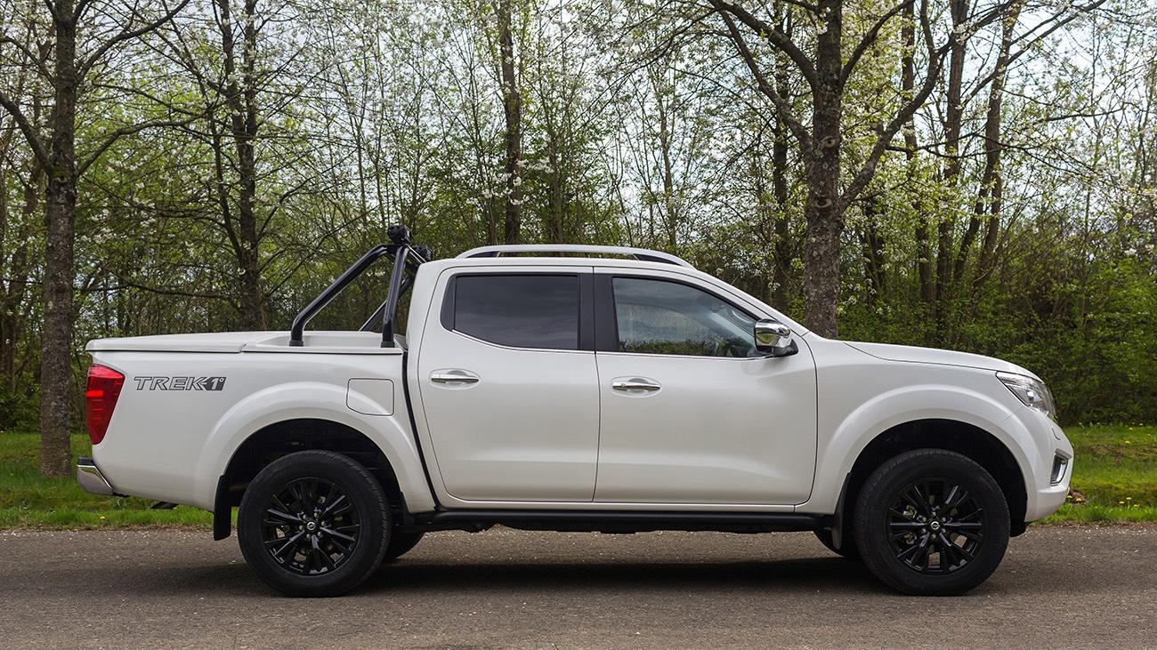 Découvrez la nouvelle série limitée Nissan Navara Trek-1°