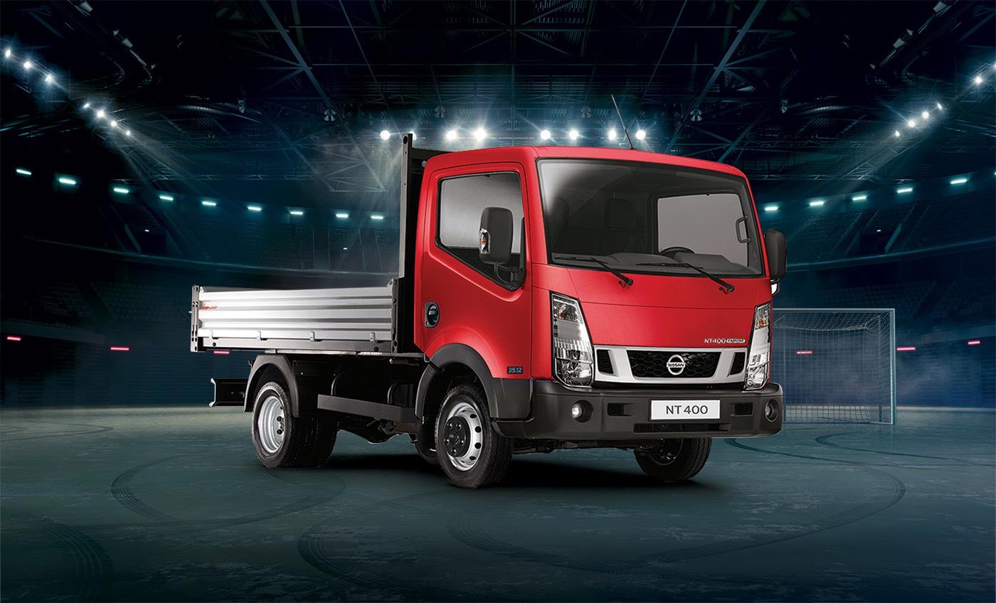 Votre Nissan NT400 disponible à 249€ HT/mois