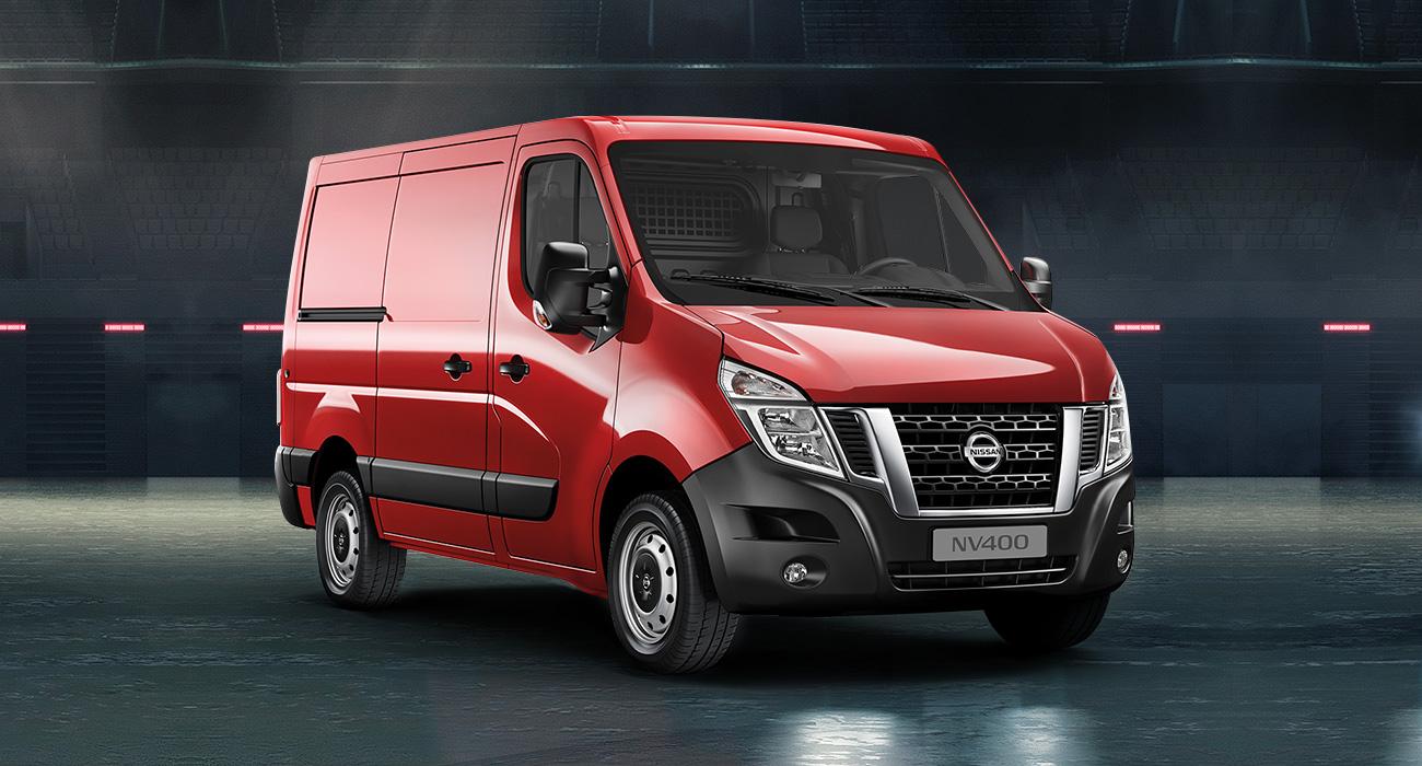 Votre Nissan NV400 disponible à partir de 149€ HT/mois