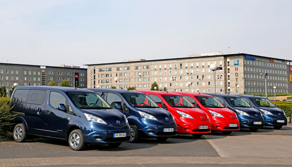 Nissan e-NV200 : l'utilitaire électrique parfait pour les entreprises responsables