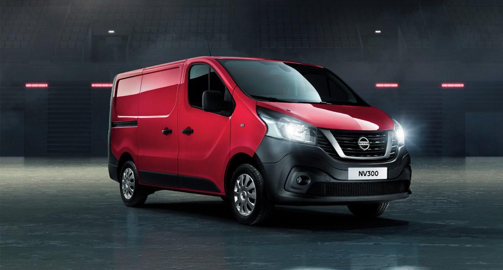 Votre Nissan NV300 à 139€ HT par mois
