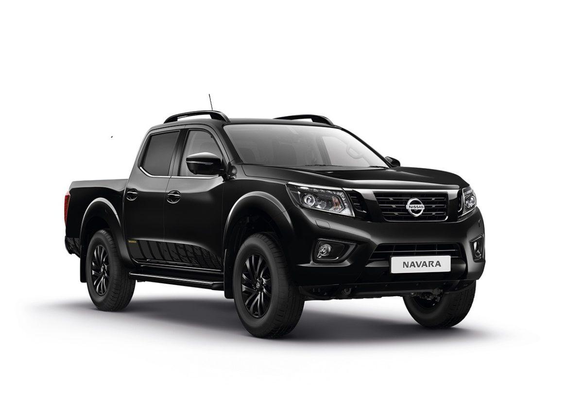 Nissan NAVARA N-GUARD Noir