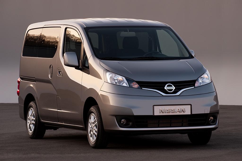 Offre Décembre 2018 : Nissan NV200