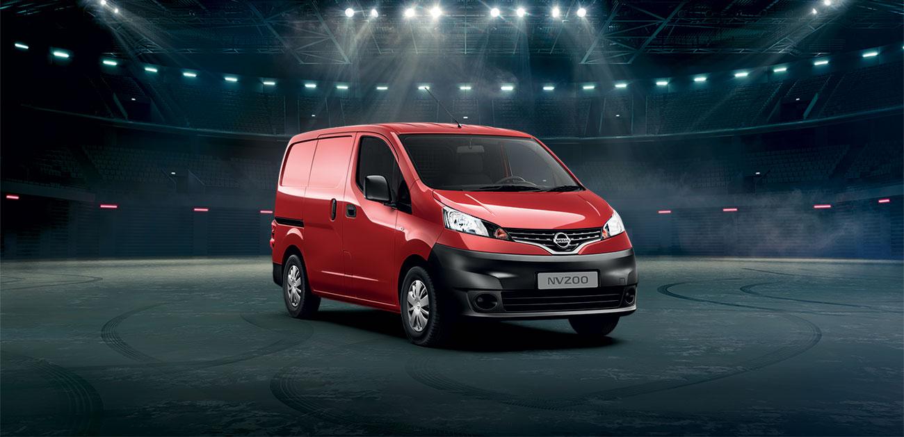 Votre utilitaire Nissan NV200 à 119€HT/mois, sans condition de reprise