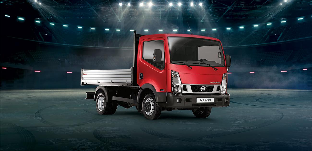 Votre Nissan NT400 simple cabine disponible à 246€HT /mois