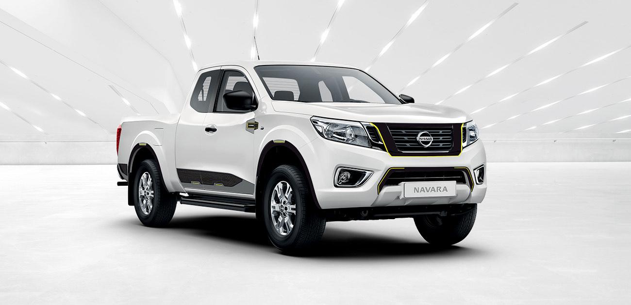 Votre Nissan NAVARA série limitée N-PRO disponible à 259€ HT/mois sans apport !
