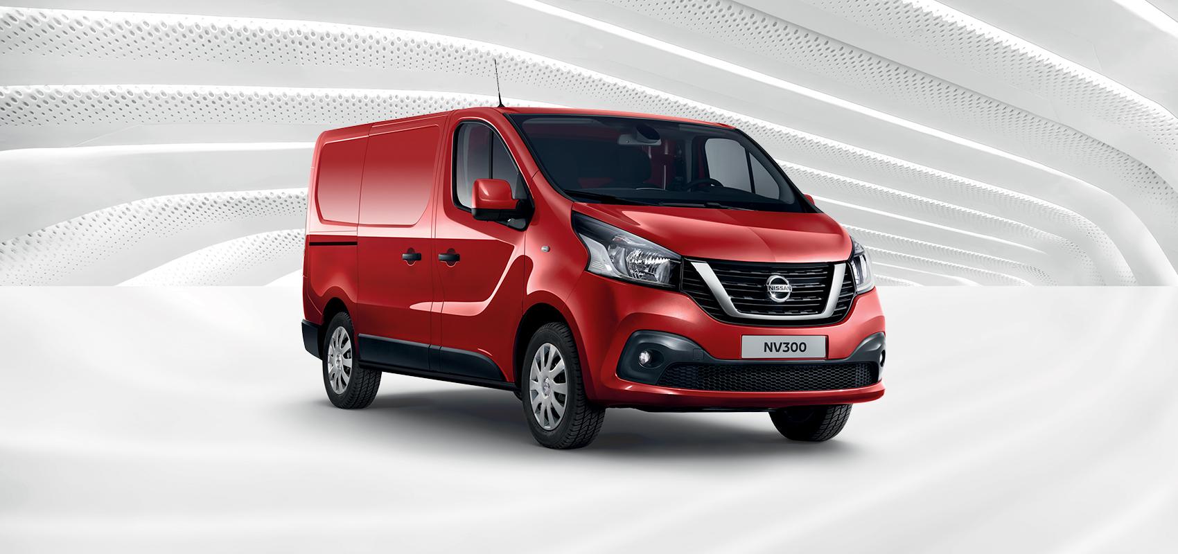 Votre Nissan NV300 à 249€HT/mois sans apport & condition de reprise