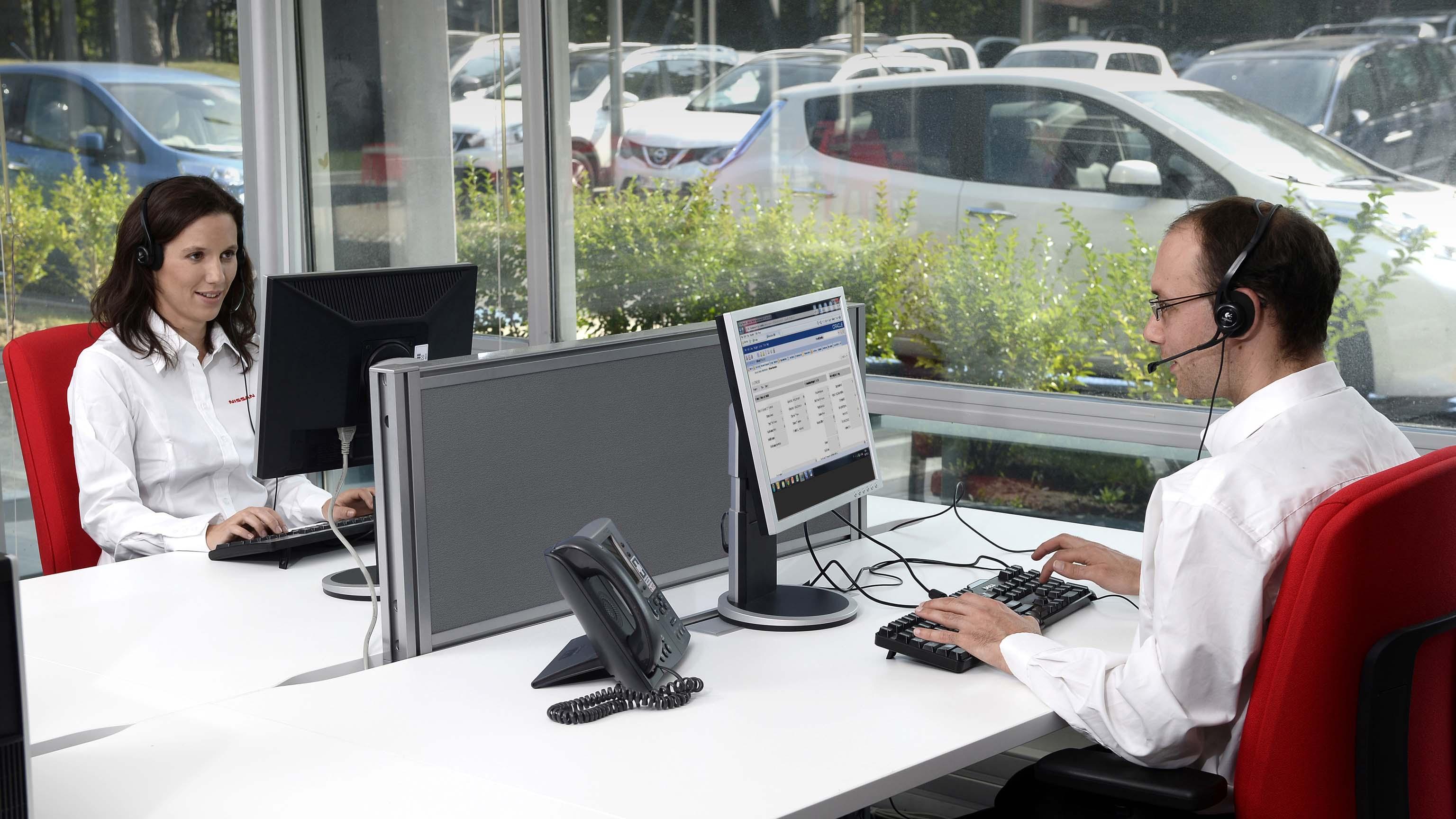 Les travailleurs prioritaires en Nissan bénéficient de l'assistance gratuite pendant la durée du confinement