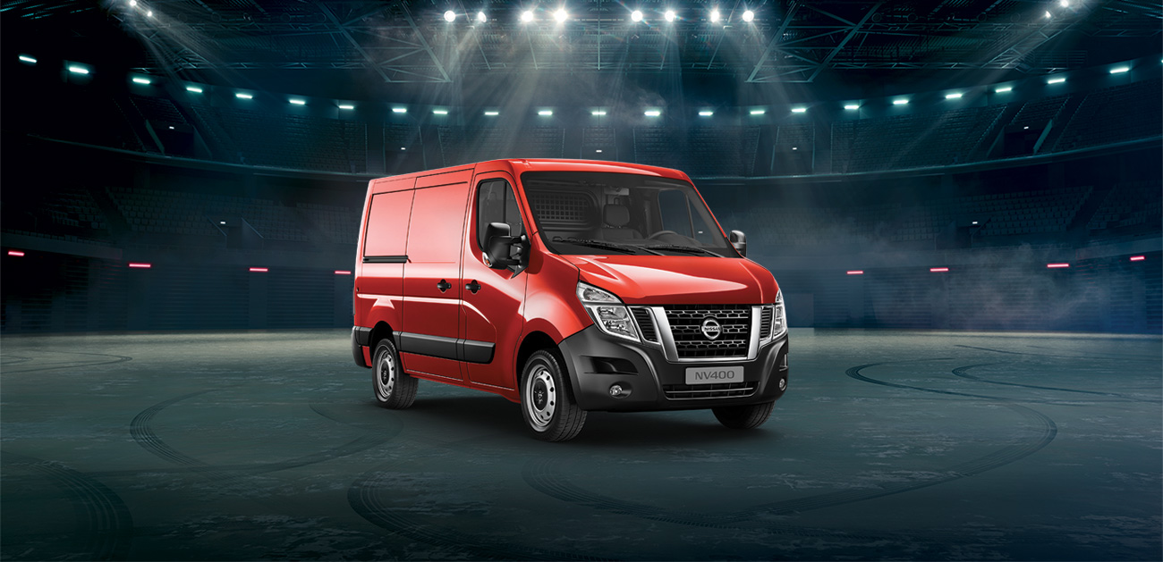 Votre Nissan NV400 disponible à 279€HT/mois sans apport & sans condition !